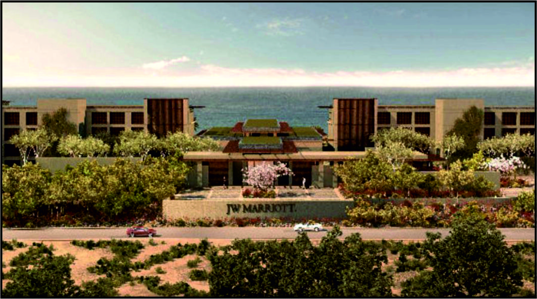 Hotel JW Marriot Los Cabos